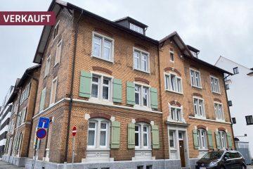 DREIZLER – 2-Zimmer-Dachgeschosswohnung in zentrumsnaher Lage von FN, 88045 Friedrichshafen, Dachgeschosswohnung