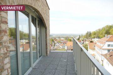 DREIZLER – Exklusives Penthouse für den besonderen Anspruch im Mühlenviertel, 88212 Ravensburg, Penthousewohnung