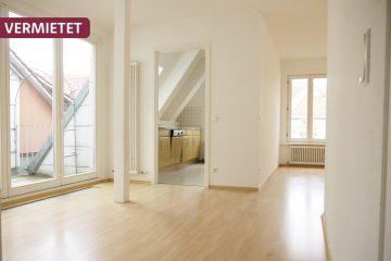 DREIZLER – 3-Zimmer-Dachgeschosswohnung im Herzen von Ravensburg, 88212 Ravensburg, Dachgeschosswohnung