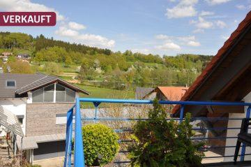 DREIZLER – Maisonettewohnung mit Terrasse und Blick auf den Illmensee!, 88636 Illmensee, Maisonettewohnung