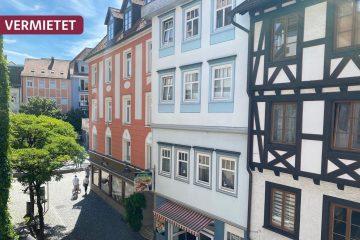 DREIZLER – Erstbezug nach Sanierung! 3-Zimmer-Etagenwohnung im Stadtzentrum, 88212 Ravensburg, Etagenwohnung