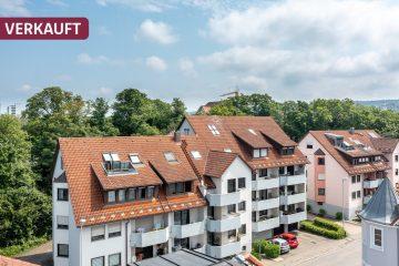 DREIZLER – Platz für die ganze Familie! Maisonettewohnung in Südstadtlage von Ravensburg, 88214 Ravensburg, Maisonettewohnung